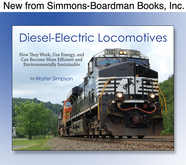 Order your copy of Diesel-Electric Locomotives: How They