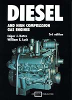 Diesel and High Compression Gas Engines