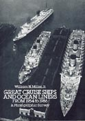 Great Cruise Ships & Ocean Liners from 1954 to 1986