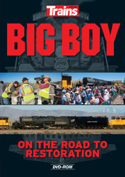 Big Boy: On the Road to Restoration